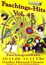 Faschings-Hits Vol. 45